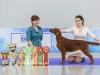Multi BIS Puppy winner - Contario Ode Flaming Sun