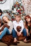 Морри и Ольга, Бруно и Алина, Телли и Алла, Фин и Лариса