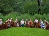 Монопородная выставка Ирландских сеттеров, 4.08.2012