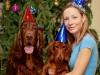 Бруно и Надежда. День Рождения Бруно 8 лет