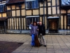 Stratford-upon-Avon.William Shakespeare birth place