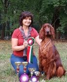 Елена Кузнецова и Рэм