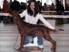 Afrodita My Princess For Contario Ode, 6 месяцев, Лучший беби Монопородной выставки Ирландских сеттеров