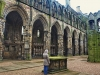 Edinburgh.Holyrood Abbey