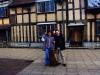 Stratford-upon-Avon.William Shakespeare birth place