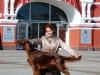 Contario Ode Woodwind, Cезон в Нижнем 2009, R.CACIB, 2я Лучшая сука породы, Нижний Новгород