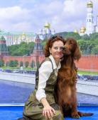 Наталья Рыбакова и Джой
